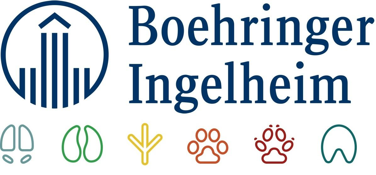 Image result for boehringer ingelheim animal health  logo